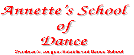 Cwmbran's Longest Established Dance School